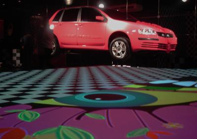 Fiat Interactive Floor