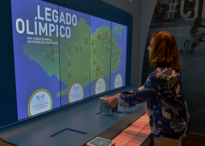 Rio's Olympic Museum