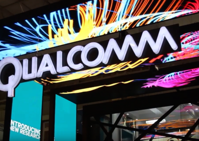 Qualcomm FutureCom Booth