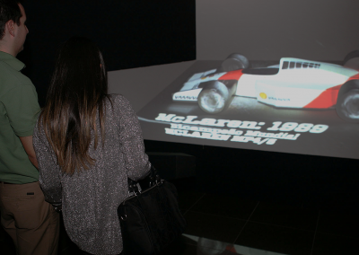 Senna Emotion Exhibition